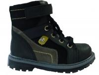 Ботинки Minitin 400-12 черные (26-30)