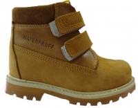 Ботинки Minitin 100-7 песочные (26-30)