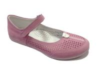 Minitin туфли F-1256  N30-C01  (31-36)розовые