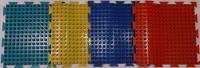 Орто напольное покрытые шипы (комплект 8 пазлов)1 пазл 200 руб