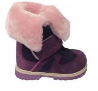 Minitin зимние ботинки 2221 115-355 (21-25)