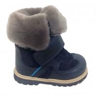 Minitin ботинки зимние 2221  201-351 (21-25)