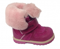 Minitin зимние ботинки 2221 204-356 (21-25)