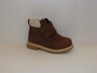SOLERSI ботинки (26-30)750 кор.нубук