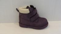 Ботинки Mini-shoes М-505 тем. сирень.(26-30)
