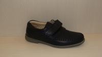 mini-shoes 05-126-510-13-24 туфли темно синие 31-36