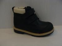 Ботинки Mini-shoes  М505 -1 черные размеры(26-30)