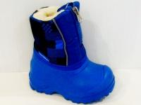 Nordman сноубутсы комбинированные из ЭВА синие (20-21)