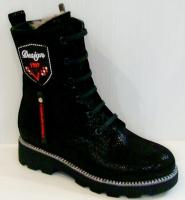 Panda ботинки зима мех 011 2072-22 (31-38)