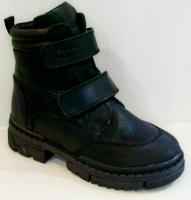 Panda ботинки зима мех 005-0218-01 (31-36)