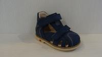 Mini-Shoes 201 - MS темный джинсовый cандали орт (21-25)