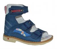 Minitin сандали 555 114-353-41 (21-25)