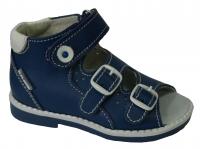 baby-ortho сандали марта 10 синие  (18-21)