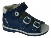 baby-ortho сандали марта 10 синие  (22-24)