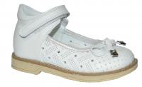 TWIKI туфли   221 белые  (21-25)