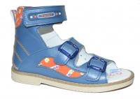 TWIKI сандали TW-109 голубой (26-30)