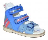 TWIKI сандали TW-108  серо-синий (21-25)