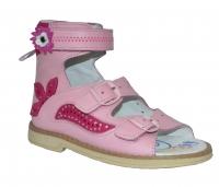 TWIKI сандали TW 110 розовые (24-25)
