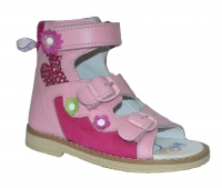 TWIKI сандали TW 107 розовые (22-24)