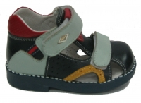 Minitin сандали 0460  17 125-mavi (21-25)