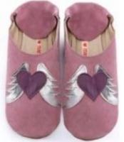 Тапочки кожаные Angel Rose Англия р.38-39