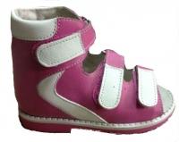 Baby-orto сандали роз (19-25)