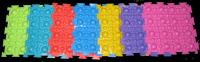 Орто  напольное покрытые (пазлы) жесткие камни (комплект  8 пазлов)1 пазл стоит 250 руб