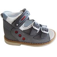 TWIKI сандали TW-111  серый (21-25)